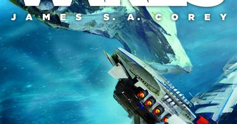The Geeky Nerfherder: #CoolArt: 'The Expanse' Book Cover