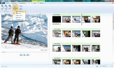 Getting Started Tutorial - Windows Live Movie Maker - YouTube